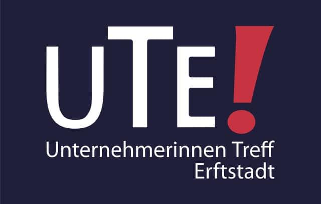 Unternehmerinnen Treff Erftstadt. Logo   Der Benefiztag zu Gunsten der Flutopfer